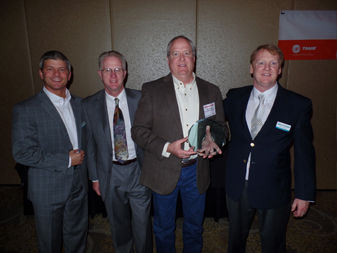 2015 TCS Platinum Dealer Award