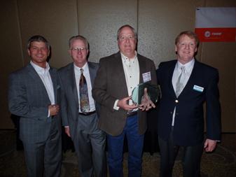 2015 TCS Platinum Dealer Award